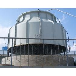 冷却塔减速机的维护与更换
