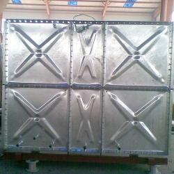 热镀锌钢板水箱的保养