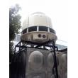 成都龙泉冷却塔水循环系统施工现场水泵冷却塔管道控制箱安装现场