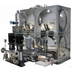 箱式无负压变频供水设备