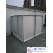 四川4.5立方玻璃钢水箱安装现场