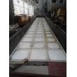 马尔康180立方SCM玻璃钢水箱安装现场